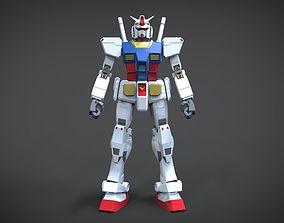 3D model RX-78-2