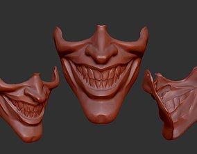 3D print model joker facemask face mask