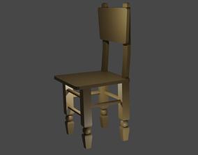 3D model SANDALYE