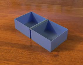 3D print model Hinged Box