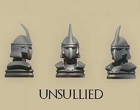 GOT Markers Unsullied 3D print model