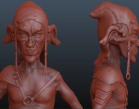 mythological-creature 3D model Goblin Sculpt