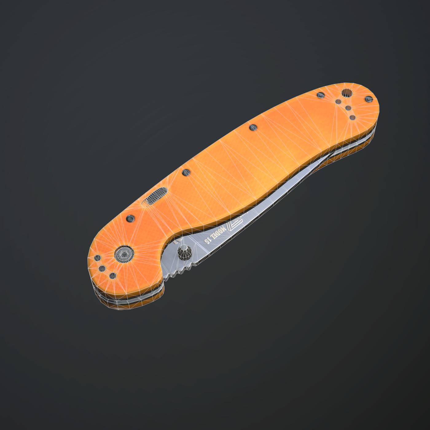 Clasp knives rat vol pack