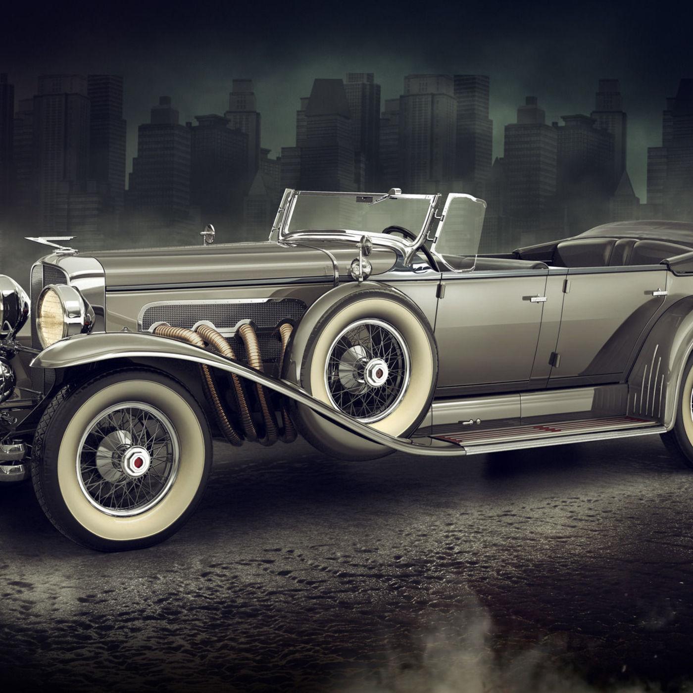 1929 Duesenberg Model J Dual Cowl Phaeton