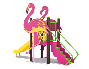 3D asset Mini Playground