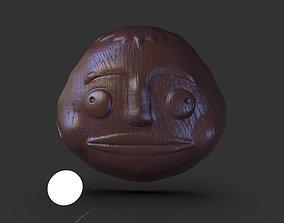 Goron Mask 3D Print