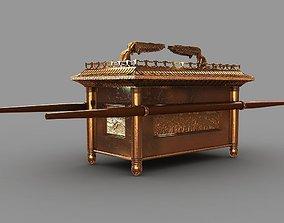 3D model Ark of the Covenant -Bundeslade-