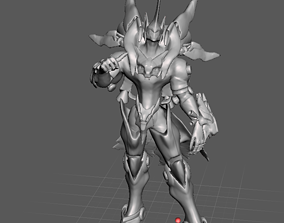 Mecha Kingdom Sett 3D print model