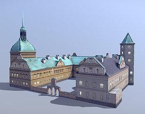 Karlovy Zamek Struzna 3D asset
