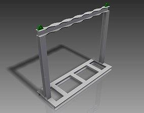 Accumulator Skid 3D