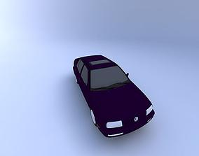 1998 VW Jetta 3D