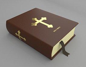 god Holy bible 3D model