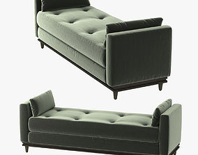 3D model Francis Sultana melbury daybed