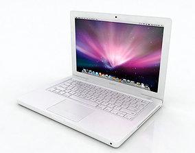Mac Book 3D model