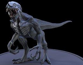 Alien 1 0 7 3D asset
