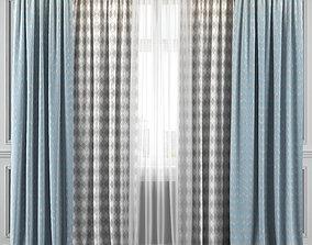 Curtain Set 326 3D