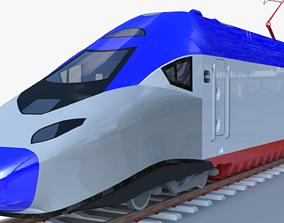 Alstom Avelia locomotive 3D