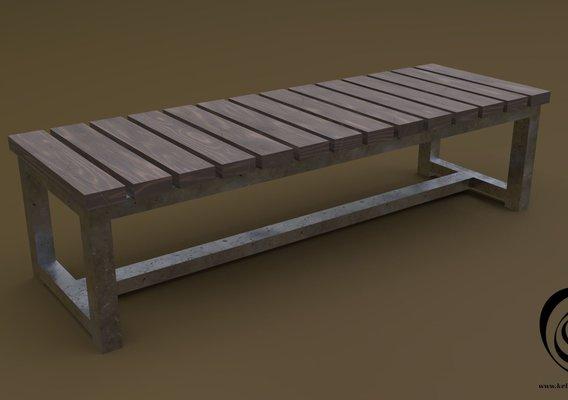 Bench 09 R