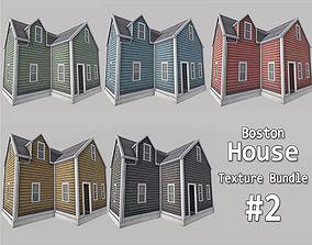 Boston House Bundle 02 3D model