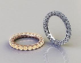 Eternity Ring 3D printable model