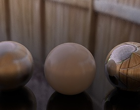 3D Pack HDRI More than 50