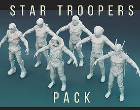 Star Trooper Pack 3D