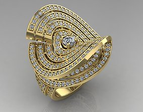 fashionring Ring 6 3D printable model