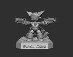 3D printable model Getter Robo SD series
