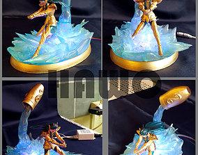 3D print model Camus Saint Seiya