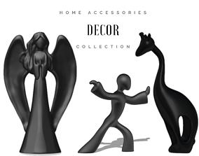Decor art 3D print model