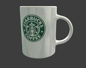 Starbucks Mug 3D