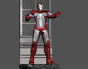 IRONMAN MARK 5 MK5 MARVEL TONY STARK MCU 3D PRINT
