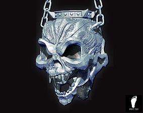 3D Skeleton Chandelier