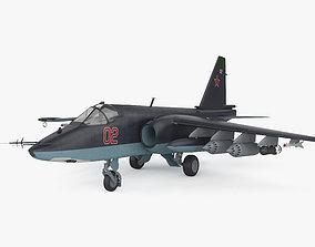 Sukhoi Su-25 3D model