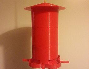 3D printable model Bird feeder - Tower
