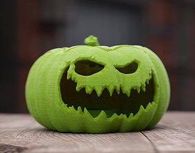 Amazing Pumpkin 005 3D printable model