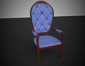 Antique Chair 3D