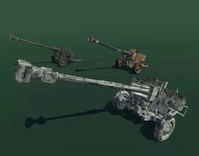 Howitzer 3D model