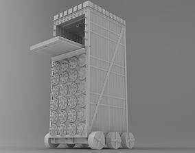 games Siege tower printable