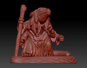 Dark Crystal - Mystic 3D print model