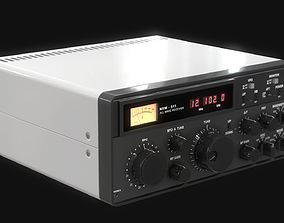 3D asset realtime Radio Receiver