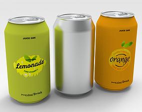 pepsi 3D Soda Can