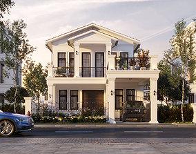 3D Exterior House Design 5
