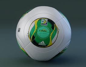 3D Cafusa - Adidas - 2013 Confederations Cup Ball