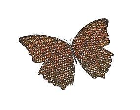 3D model Butterfly v1 007