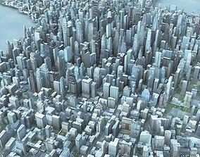 3D model Big City 47