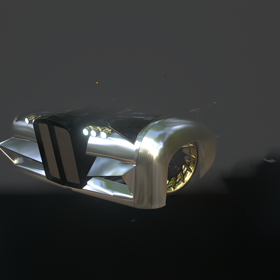 Concept Classic Car