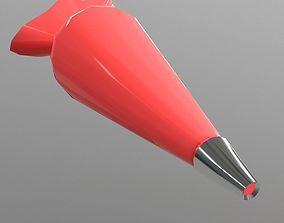 Icing Bag 3D model