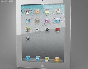 Apple iPad 2 WiFi 3G 3D asset