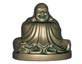 Maitreya 3D printable model 3D asset low-poly